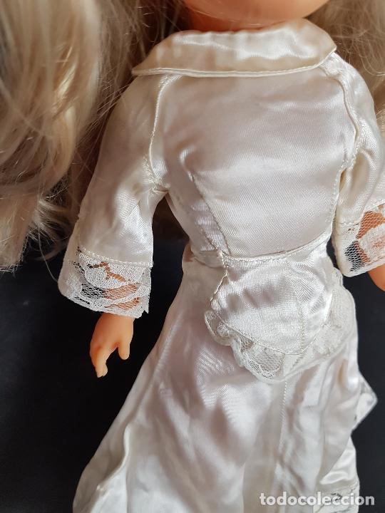 Vestidos Muñecas Españolas: Lote de vestidos caseros años 70 para nancy - Foto 9 - 289753693