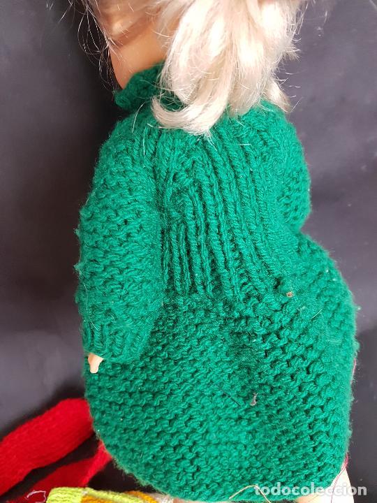 Vestidos Muñecas Españolas: Lote de ropa casera de punto para nancy años 70 - Foto 4 - 289755183