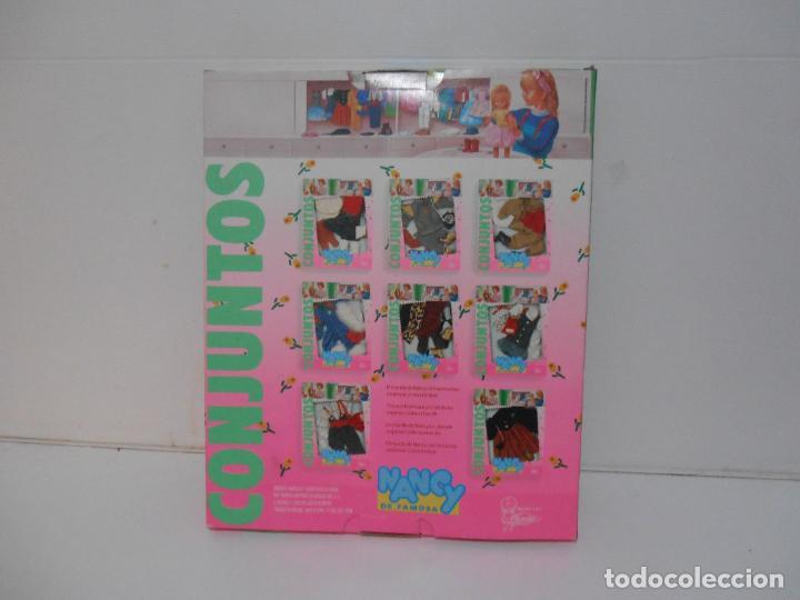 Vestidos Muñecas Españolas: CONJUNTO PARA MUÑECA NANCY REF80083 , EN CAJA ORIGINAL, NUEVO A ESTRENAR, FAMOSA, AÑOS 80 - Foto 10 - 292312608