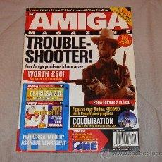 Videojuegos y Consolas: COMMODORE AMIGA REVISTA CU AMIGA MAGAZINE AUGUST 1995 ORDENADOR RETRO CLINT EASTWOOD 16 BITS A1200. Lote 27123405