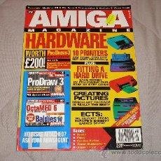 Videojuegos y Consolas: COMMODORE AMIGA REVISTA CU AMIGA MAGAZINE MAY 1995 ORDENADORES VINTAGE 16 BITS RETRO REVISTA. Lote 27123413