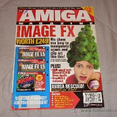 Videojuegos y Consolas: COMMODORE AMIGA REVISTA CU AMIGA MAGAZINE JUNE 1995 ORDENADORES VINTAGE IMAGE FX 16 BITS RETRO. Lote 27123383
