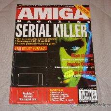 Videojuegos y Consolas: COMMODORE AMIGA CU AMIGA MAGAZINE FEBRUARY 1996 ORDENADORES VINTAGE 16 BITS RETRO REVISTA. Lote 27123415