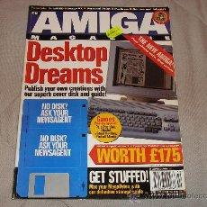 Videojuegos y Consolas: COMMODORE AMIGA CU AMIGA MAGAZINE OCTOBER 1995 RETRO 16 BITS REVISTA A500 A1200 ORDENADORES. Lote 27123388