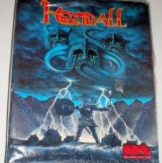 Videojuegos y Consolas: HEIMDALL [CORE DESIGN LIMITED] [THE 8TH DAY] 1992 [COMMODORE AMIGA]. Lote 41960626