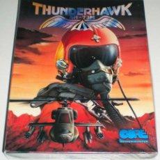Videojuegos y Consolas: THUNDERHAWK AH-73M [CORE DESIGN LIMITED] 1991 [COMMODORE AMIGA]. Lote 41961560
