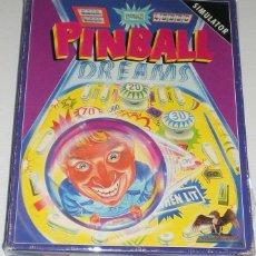Videojuegos y Consolas: PINBALL DREAMS [DIGITAL ILLUSIONS CE] [21ST CENTURY ENTERTAINMENT] 1992 [COMMODORE AMIGA]. Lote 41962238