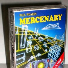 Videojuegos y Consolas: MERCENARY - ESCAPE FROM TARG [NOVAGEN] 1986 [COMMODORE AMIGA] SAGA MERCENARY. Lote 47702025