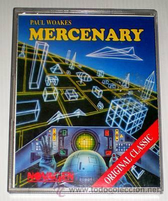 Videojuegos y Consolas: Mercenary - escape from Targ (Novagen 1986) [Commodore Amiga] - Foto 2 - 47702025