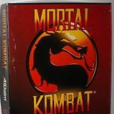 Videojuegos y Consolas: MORTAL KOMBAT [ACCLAIM] 1992 [VIRGIN] [COMMODORE AMIGA]. Lote 48473513