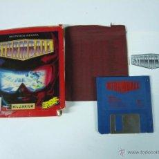 Videojuegos y Consolas: STORMBALL / COMMODORE AMIGA / DISKETTE. Lote 53131341