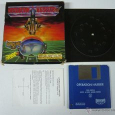 Videojuegos y Consolas: OPERATION HARRIER / COMMODORE AMIGA / DISKETTE. Lote 53131339