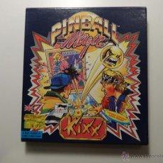 Videojuegos y Consolas: PINBALL MAGIC AMIGA. Lote 53227918
