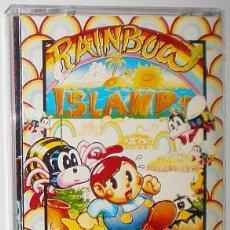 Videojuegos y Consolas: RAINBOW ISLAND [GRAFTGOLD] 1990 OCEAN SOFWARE - TAITO [COMMODORE AMIGA]. Lote 53838382