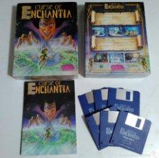 Videojuegos y Consolas: AMIGA - JUEGO CURSE OF ENCHANTIA. Lote 57026449