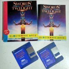 Videojuegos y Consolas: AMIGA - JUEGO SWORDS OF TWILIGHT. Lote 57278708