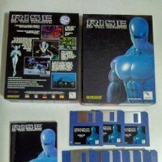 Videojuegos y Consolas: AMIGA - JUEGO RISE OF THE ROBOTS. Lote 57278750