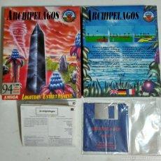 Videojuegos y Consolas: AMIGA - JUEGO ARCHIPIELAGOS. Lote 57278783