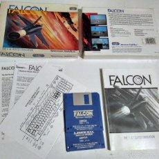 Videojuegos y Consolas: AMIGA - JUEGO FALCON. Lote 57278806