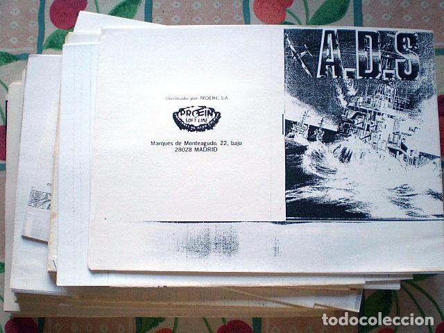 Videojuegos y Consolas: Lote Commodore Amiga: manuales de juegos (Elvira, Kick Off...) y revistas (Amiga Shopper, Telesoft) - Foto 2 - 69071505