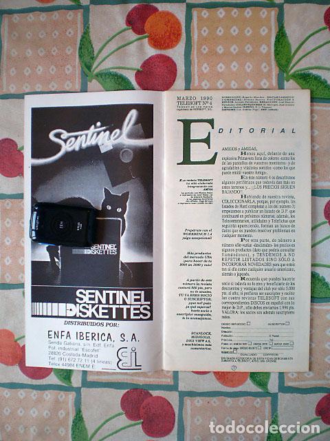 Videojuegos y Consolas: Lote Commodore Amiga: manuales de juegos (Elvira, Kick Off...) y revistas (Amiga Shopper, Telesoft) - Foto 15 - 69071505