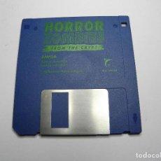 Videojuegos y Consolas: JUEGO HORROR ZOMBIES FRONT THE CRYPT AMIGA COMMODORE. Lote 73417879
