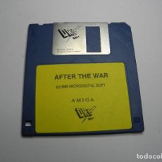 Videojogos e Consolas: JUEGO AMIGA AFTER THE WAR COMMODORE. Lote 73417999