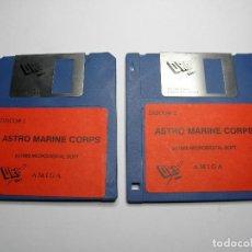Videojuegos y Consolas: JUEGO ASTRO MARINE CORPS AMIGA COMMODORE. Lote 73418687