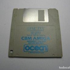 Videojuegos y Consolas: JUEGO BATMAN AMIGA COMMODORE. Lote 73418807