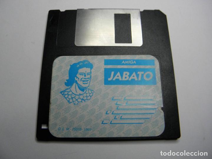 JUEGO JABATO AMIGA COMMODORE (Juguetes - Videojuegos y Consolas - Amiga)