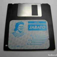 Videojuegos y Consolas: JUEGO JABATO AMIGA COMMODORE. Lote 73418871