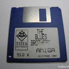 Videojogos e Consolas: JUEGO THE BLUES BROTHERS AMIGA COMMODORE. Lote 73419043