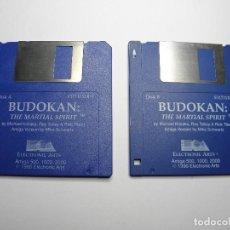 Videojuegos y Consolas: JUEGO BUDOKAN AMIGA COMMODORE. Lote 73419311