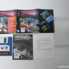Videojuegos y Consolas: DAYS OF THUNDER / COMMODORE AMIGA / DISKETTE / DISQUETE / RETRO . Lote 82194244