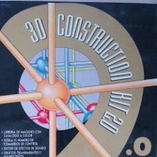 Jeux Vidéo et Consoles: 3D CONSTRUTION KIT 2.0 AMIGA. Lote 83754460