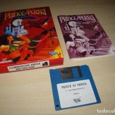 Videojuegos y Consolas: PRINCE OF PERSIA - DRO - COMMODORE AMIGA 500 / 1000 / 2000. Lote 171462999
