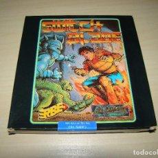 Videojuegos y Consolas: SWITCH BLADE - ERBE. Lote 84443540