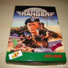 Videojuegos y Consolas: AIRBORNE RANGER - ERBE . Lote 84444484