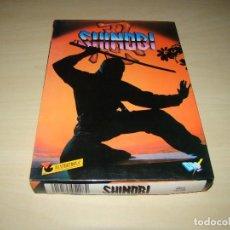 Videojuegos y Consolas: SHINOBI - DRO. Lote 84444760
