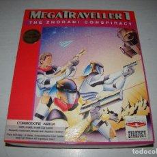Videojuegos y Consolas: MEGATRAVELLER 1- THE ZHODANI CONSPIRACY. Lote 85362620