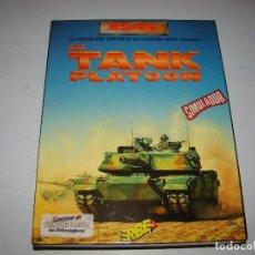 Videojuegos y Consolas: M1 TANK PLATOON. Lote 85362904