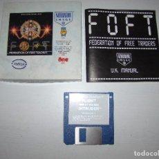 Videojuegos y Consolas: FLIGHT OF THE INTRUDER. Lote 85365400