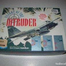 Videojuegos y Consolas: FLIGHT OF THE INTRUDER . Lote 85365564