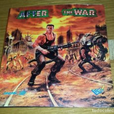 Videojuegos y Consolas: AFTER THE WAR 1989 COMMODORE AMIGA 500. Lote 86059692