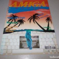 Videojuegos y Consolas: AMIGA WORLD Nº 32 MAYO 1.992. Lote 94754975