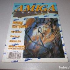 Videojuegos y Consolas: AMIGA WORLD Nº 20 ABRIL 1.991. Lote 94755059