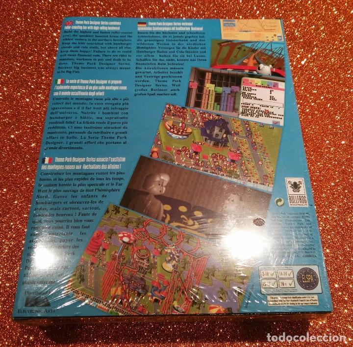 Videojuegos y Consolas: VIDEOJUEGO THEME PARK (AMIGA) PRECINTADO! PRIMERA EDICIÓN. TAGS: PC, MAC, ATARI, MSX, SPECTRUM - Foto 2 - 94948307