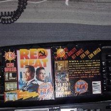 Videojuegos y Consolas: RED HEAT AMIGA COMPLETO COMMODORE DANKO CALOR ROJO. Lote 95383663