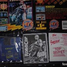 Videojuegos y Consolas: ROBOCOP AMIGA COMPLETO COMMODORE. Lote 95383751