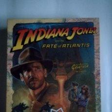 Videojuegos y Consolas: INDIANA JONES AND THE FATE OF ATLANTIS (ESPAÑOL). Lote 97393187